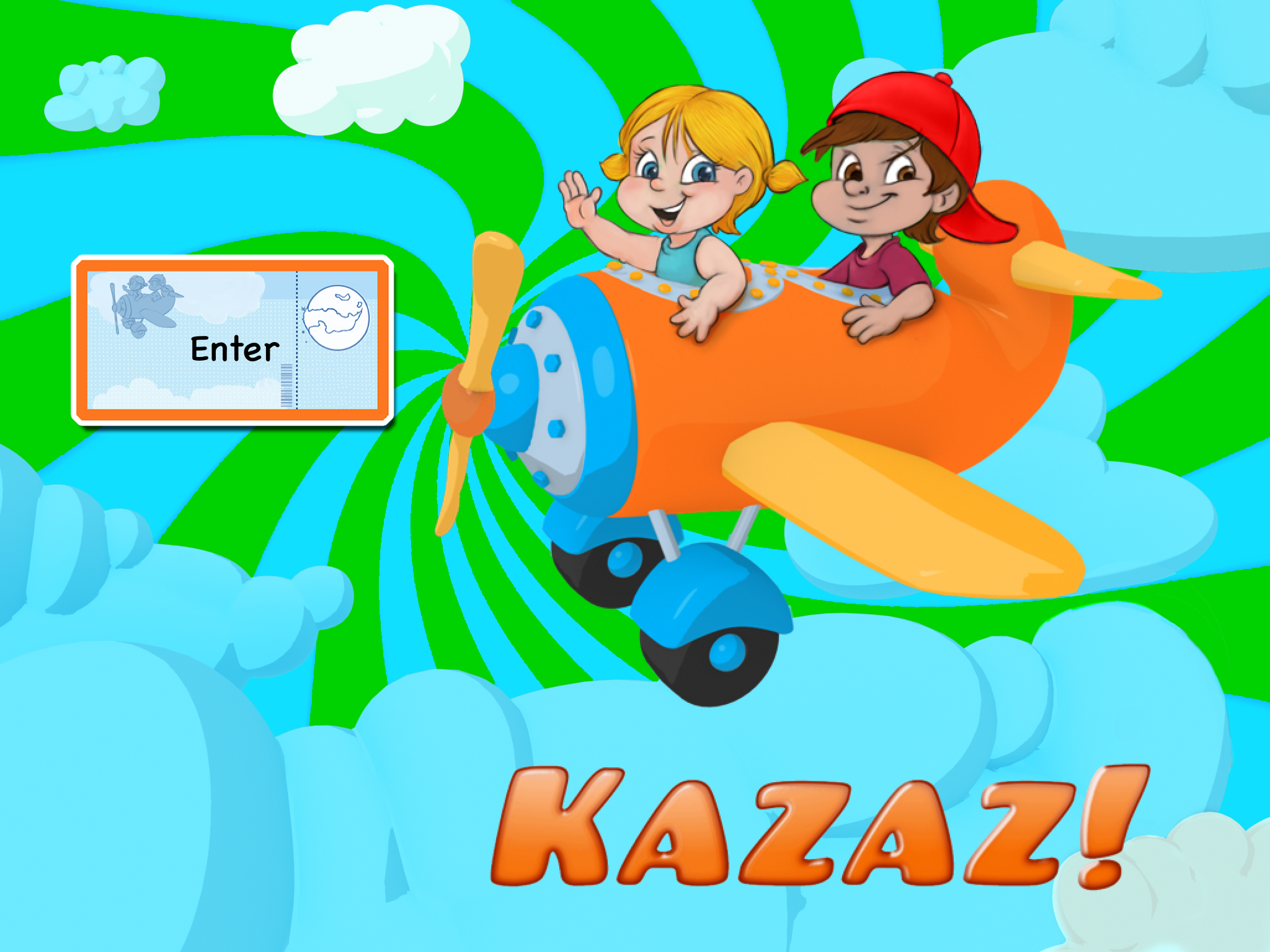 Kazaz the Magical Planet Free App for Kids Review! | Bragging Mommy