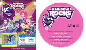 dvd pony