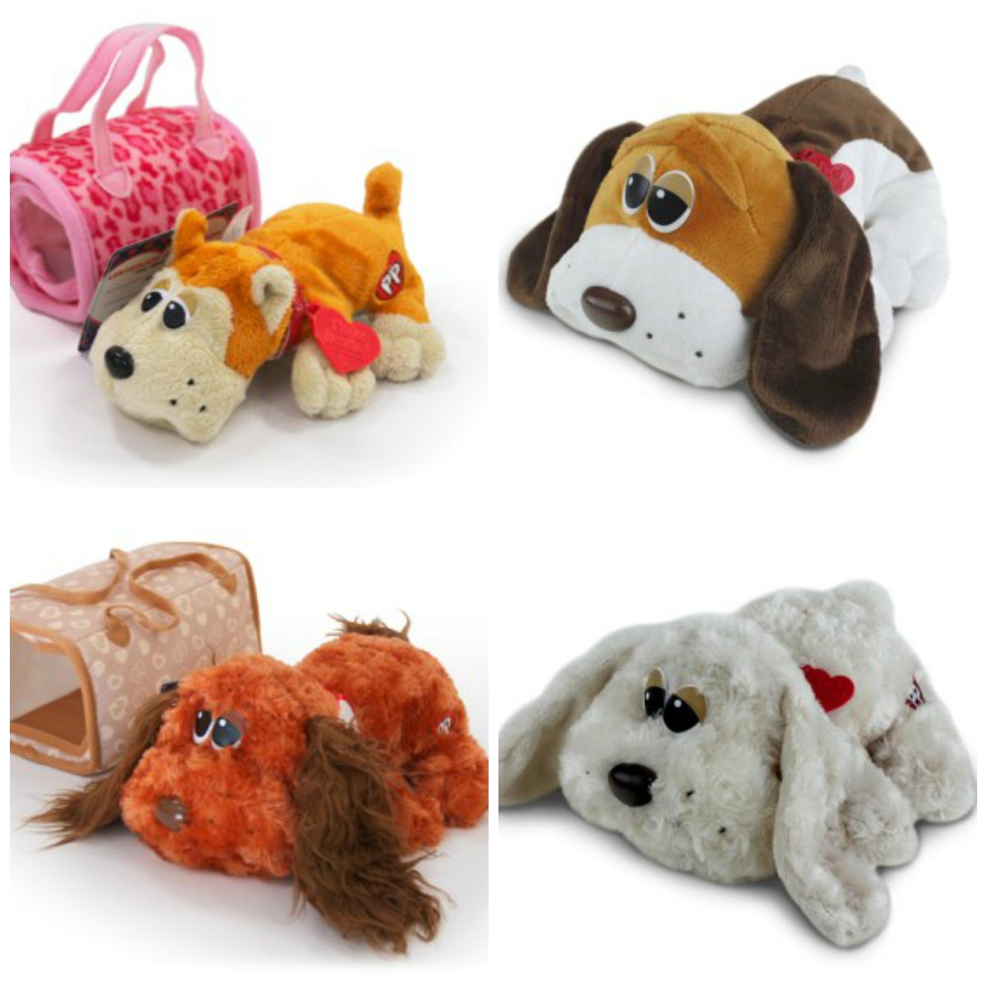 BragWorthy Christmas Pound Puppies from Funrise are back