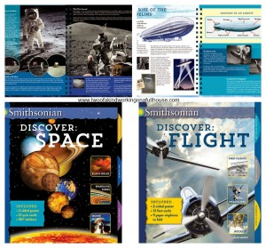 Smithsonian Discover Space Flight Holiday Gift Guide Giveaway