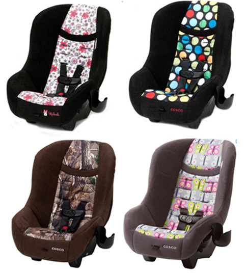 An Affordable Car Seat ~ The Cosco Scenera NEXT Convertible Car Seat