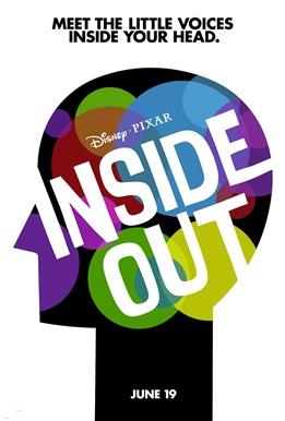 pixar inside out poster