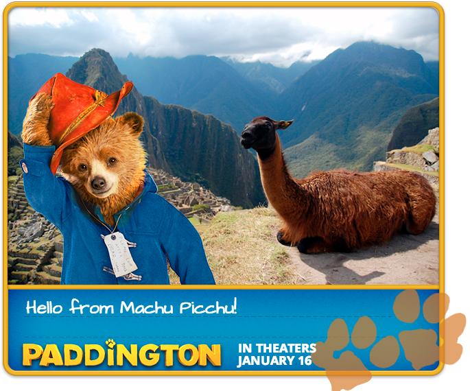 Paddington-App