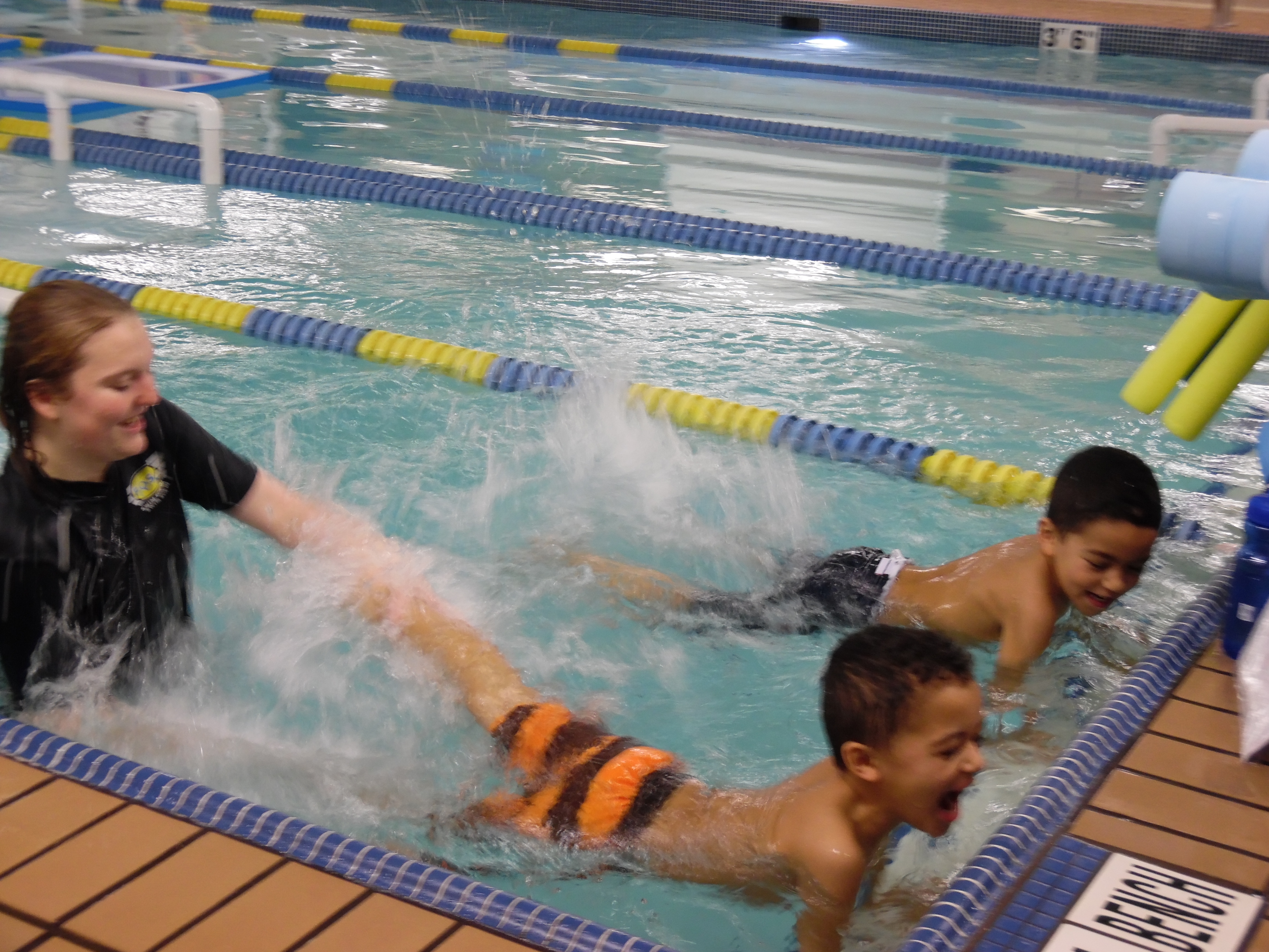 Get Ready for Summer- Foss Spring Session Swimming Lessons Enrollment Open in the Twin Cities!