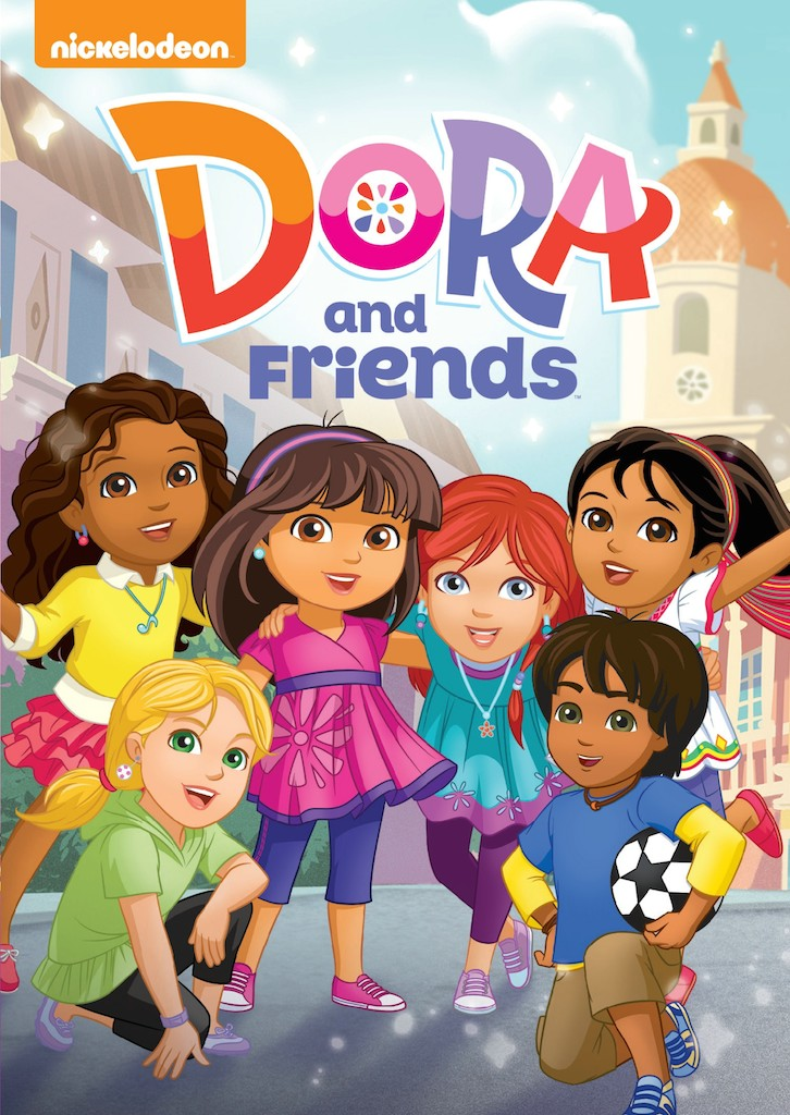 Dora and Friends: Into the City DVD now Available!