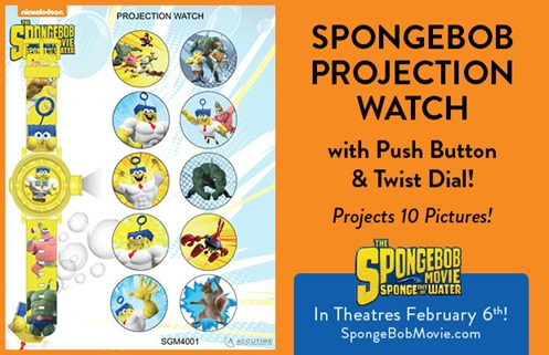 SPONGEBOB Watch Web Banner