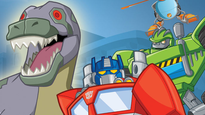 Rescue Bots House we Are Rescue Bot People in