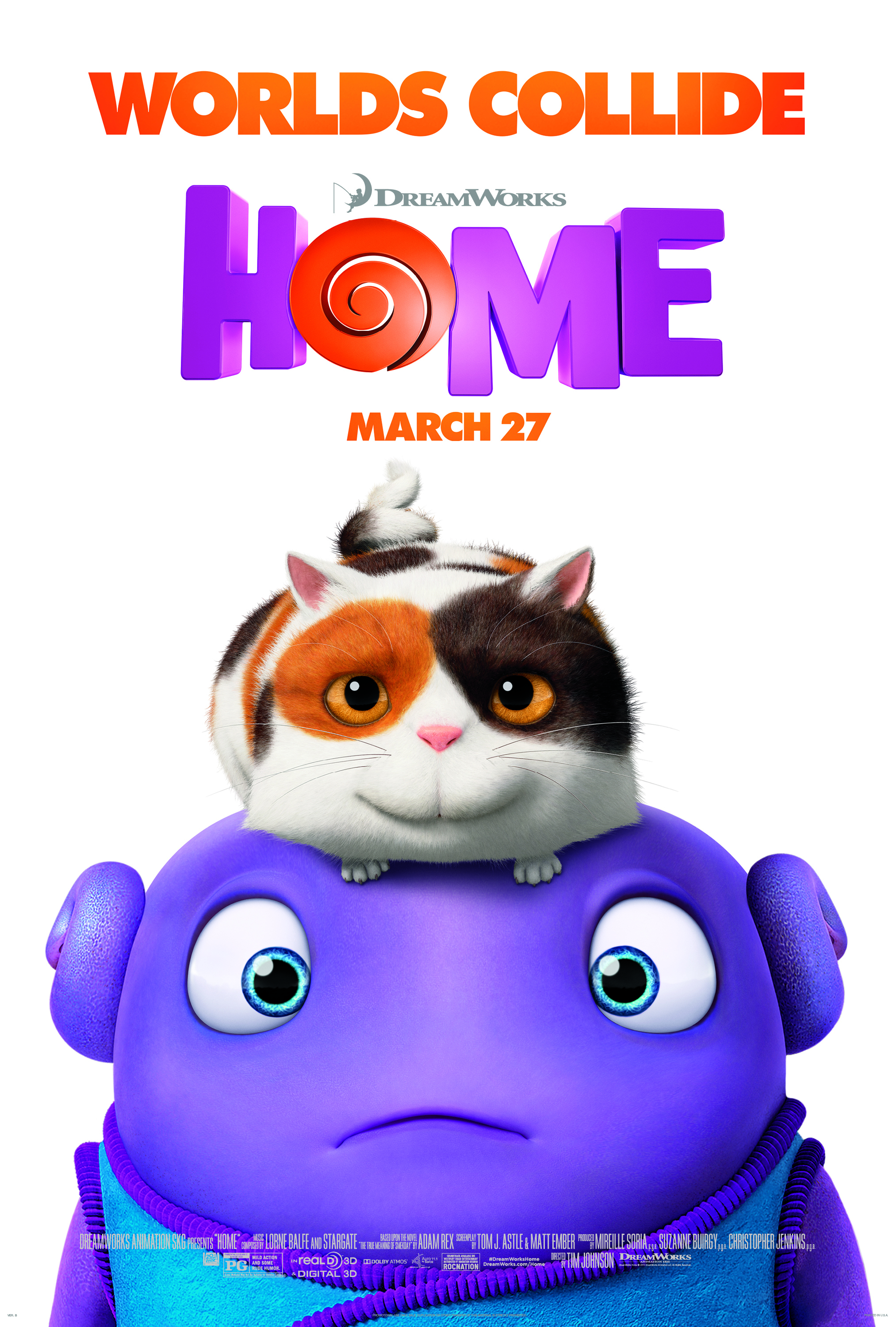 Get Tickets to See Dreamworks HOME at an Early Screening in SLC!