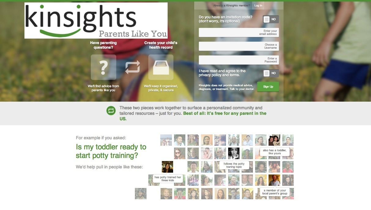 Kinsights a great online Medical Tool for Families + Amazon Gift Card Giveaway!