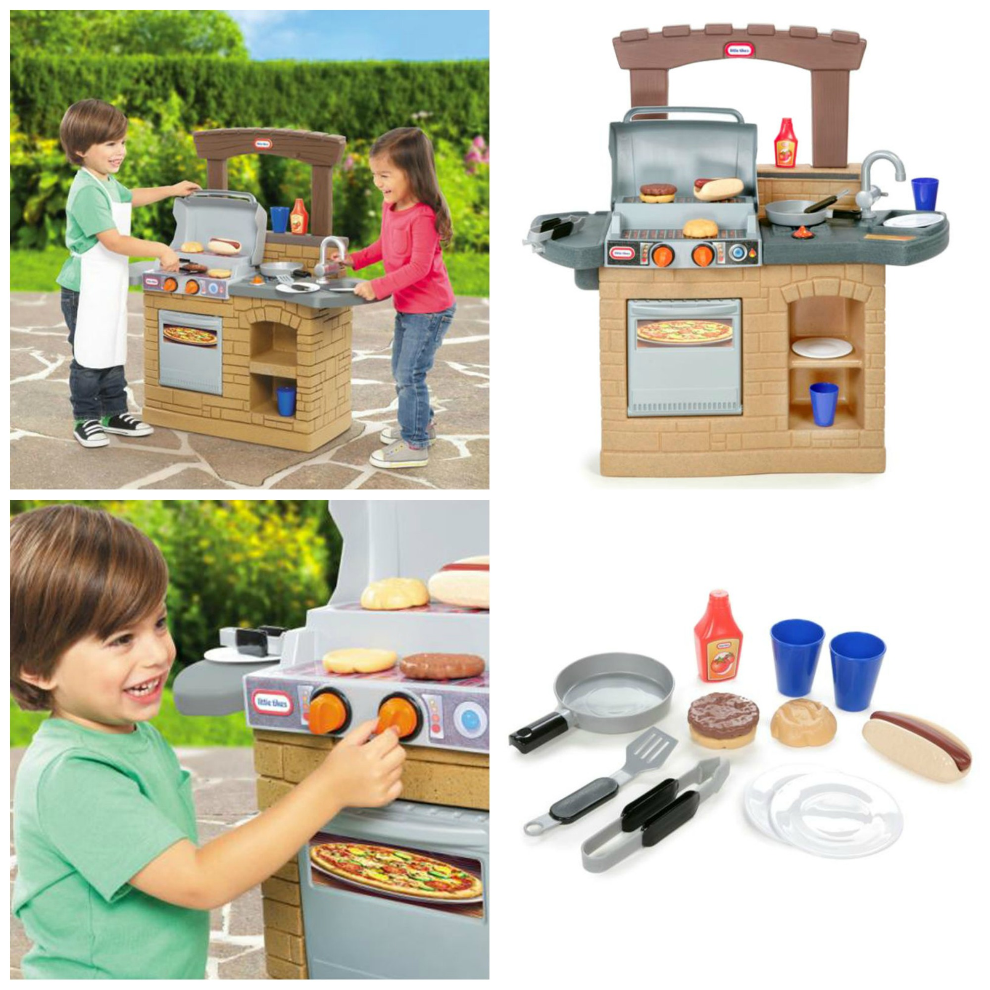 Little Tikes Cook \'n Play BBQ Review