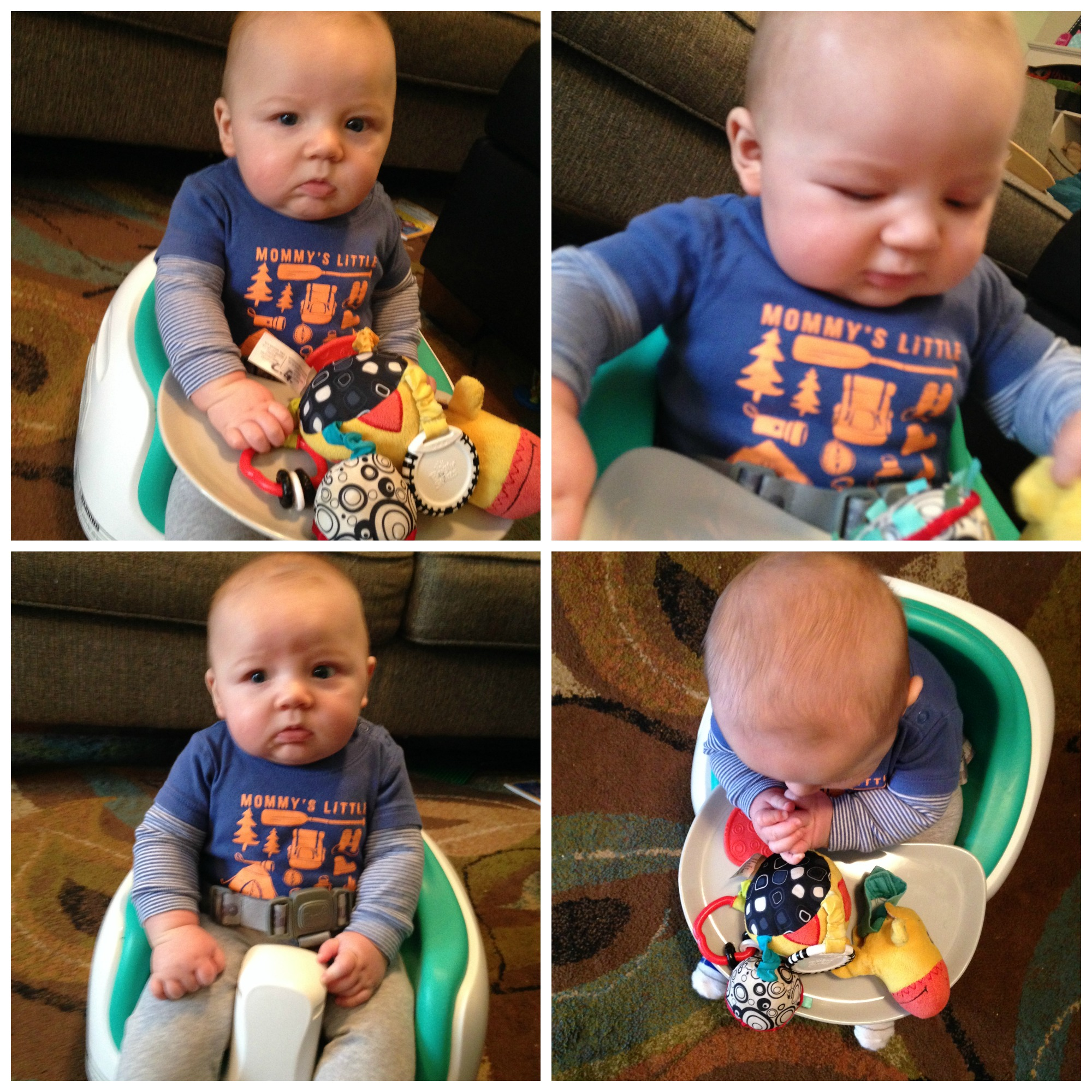 NEW Bumbo USA Multi Seat Review The Ultimate Seat from Floor to Chair