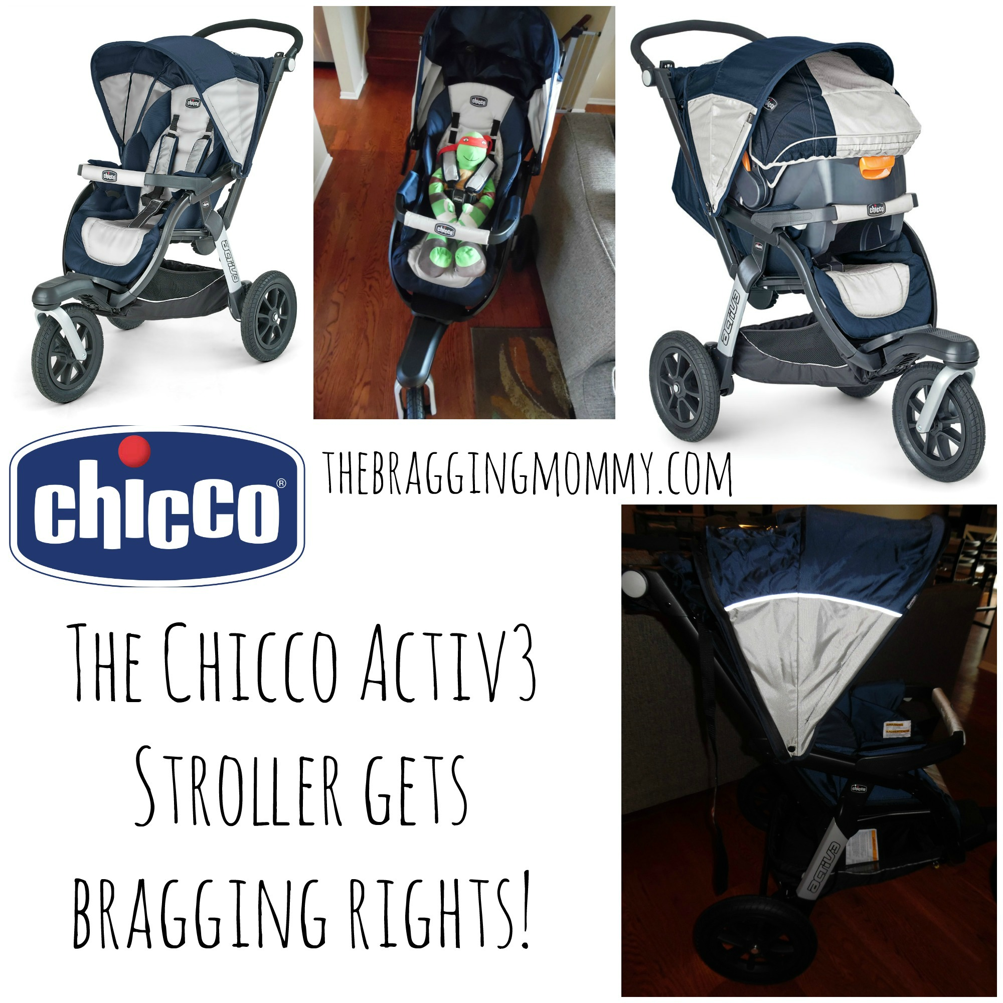 Chicco USA KeyFit 30 Carseat, Activ3 Stroller, and Lullaby Playard Review