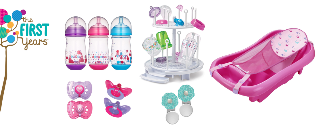 First Years Baby Items Perfect for any new baby!