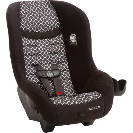 Affordable Car Seat ~ Cosco Scenera NEXT Convertible Car Seat Review + Giveaway!
