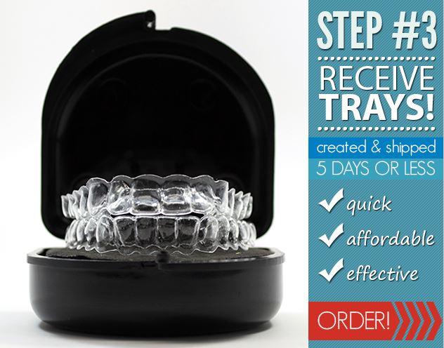 polar white teeth whitening kit instructions