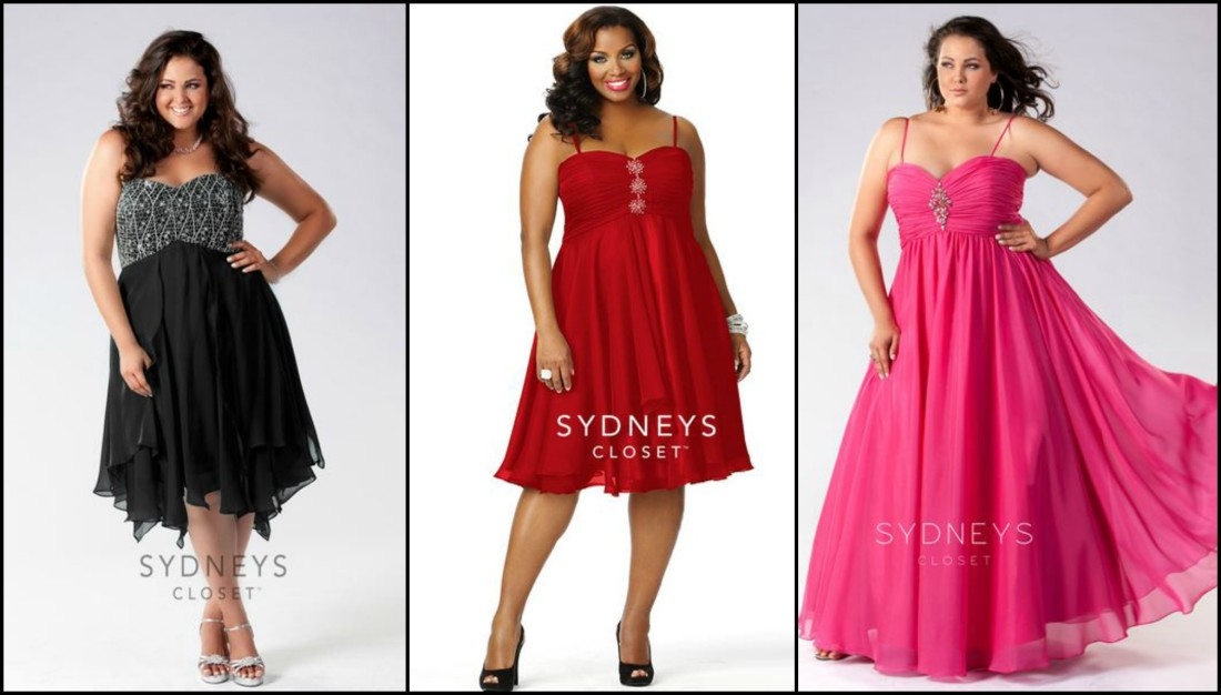 Plus Size Dresses For A Red Carpet Event