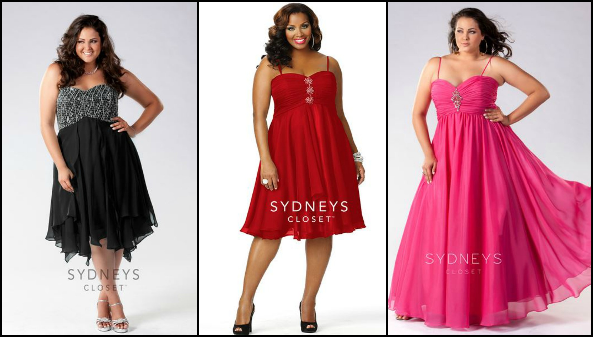 Plus Size Dresses For Special Events, Parties, Prom, & More ...