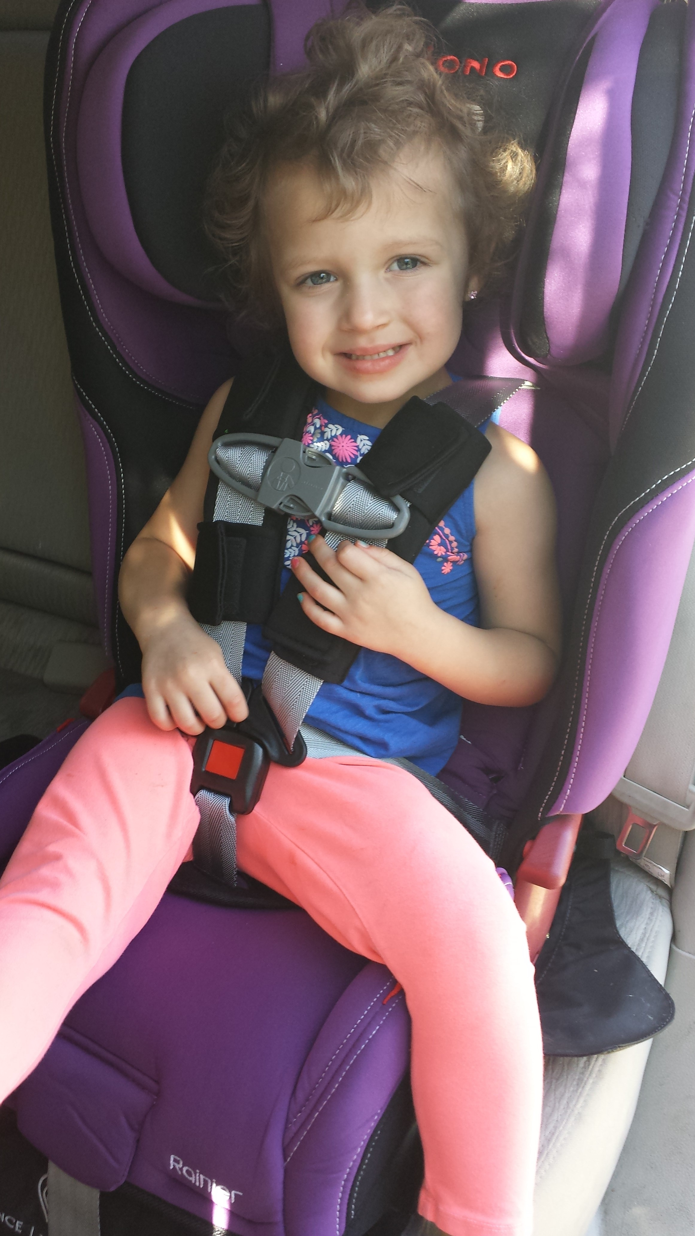 Diono Rainier Convertible Booster Car Seat Review And Giveaway