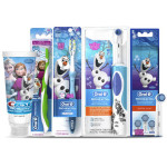 Crest + Oral-B Pro-Health JR. Frozen