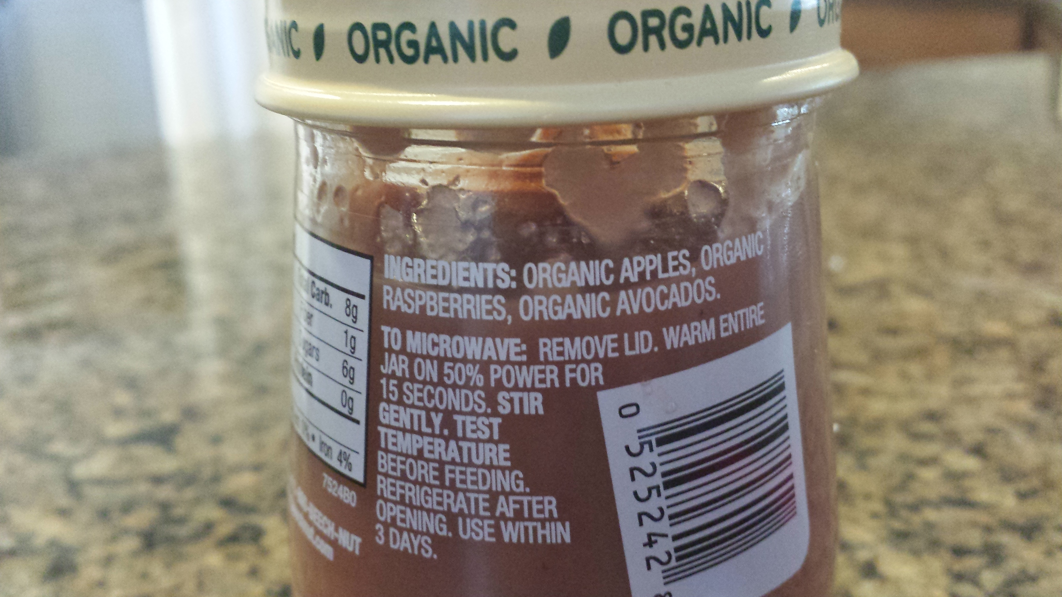 Beech Nut Organic Baby Food Line Now Available Giveaway