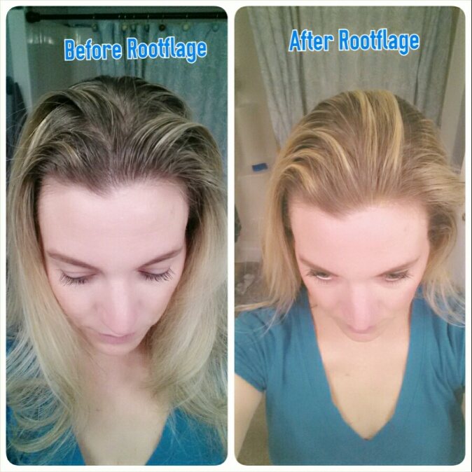 Quick Hide Those Roots With Rootflagetemporary Hair Touch Up