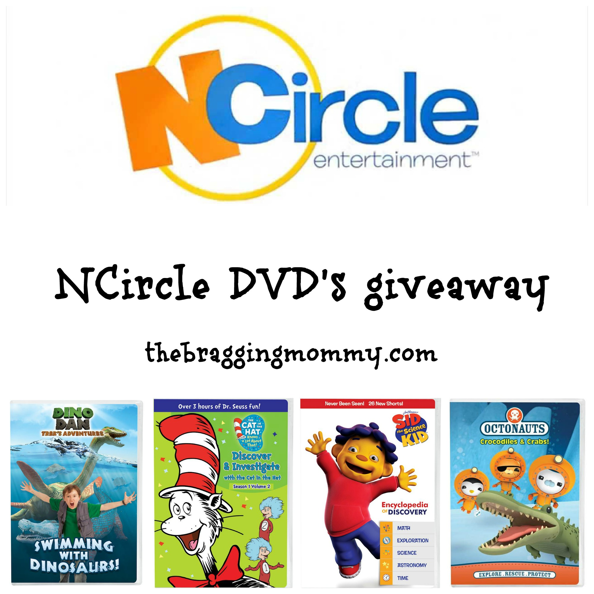 "NCircle ""Spring into Science"" DVD's Review and Giveaway"
