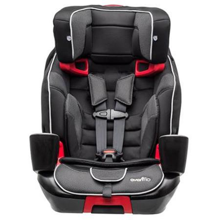 Spring & Summer Traveling with the Evenflo Advanced Transitions 3-in-1 Booster Car Seat