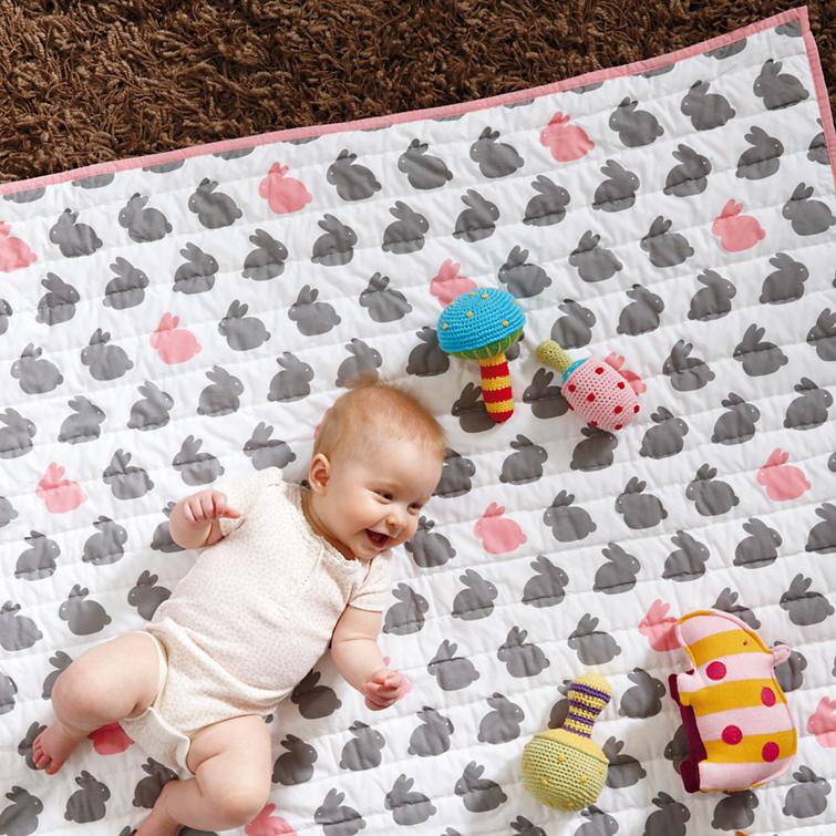 The Land of Nod has the perfect Nursery Bedding!