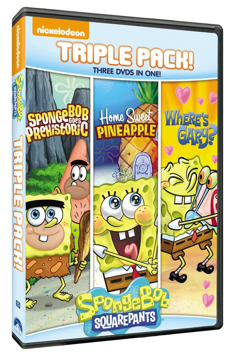 spongebobtriplepack