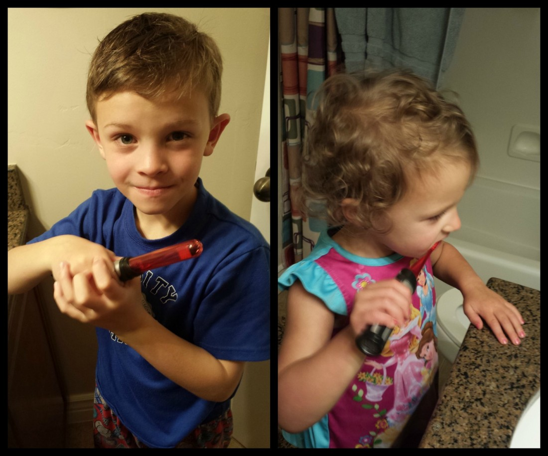 Fun Firefly Toothbrushes Win A Trip For 4 Brushbattle