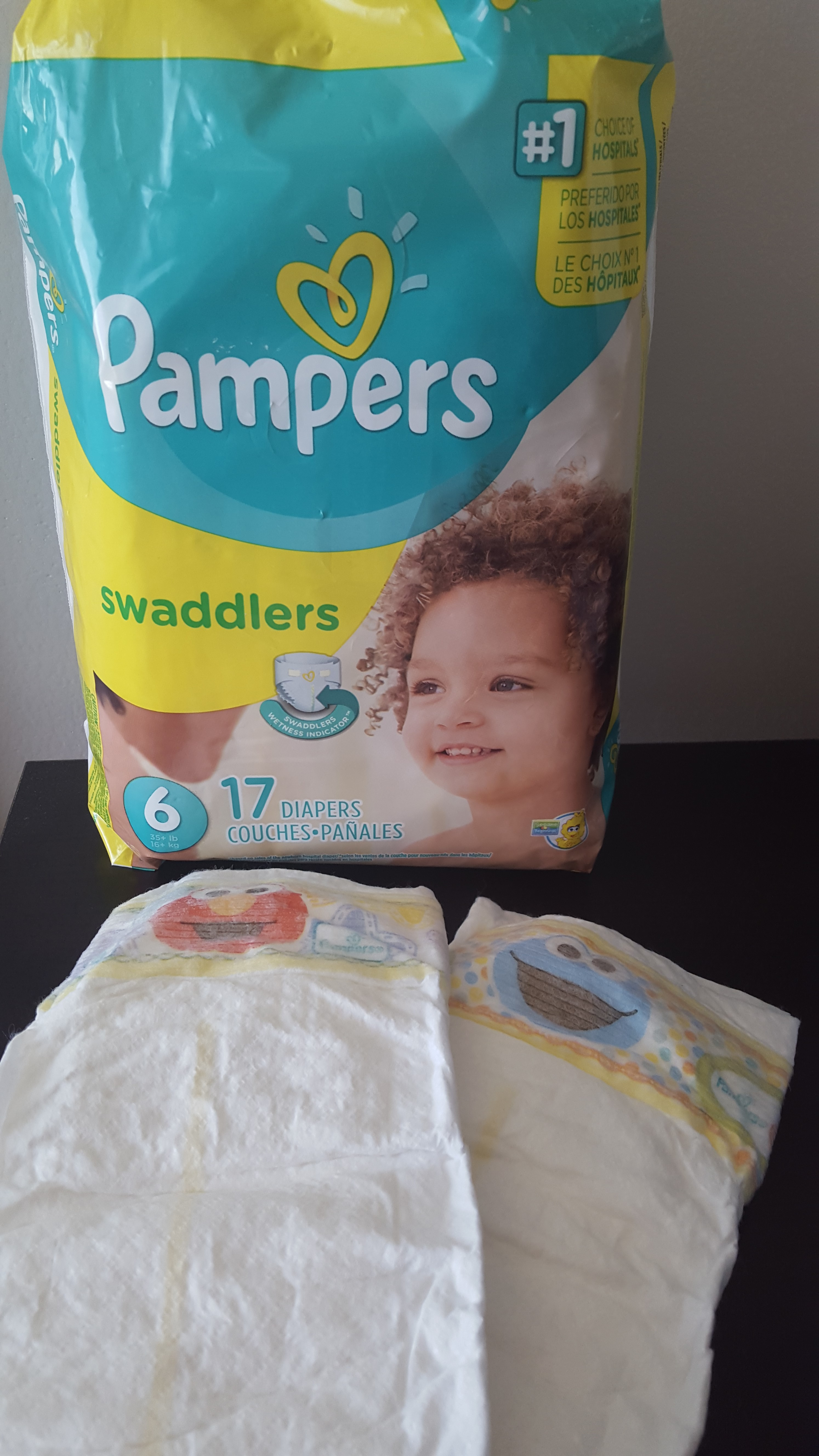 Buy Pampers Swaddlers at Walmart & Help the Children's Miracle Network Hospitals + $25 Walmart Gift Card Giveaway