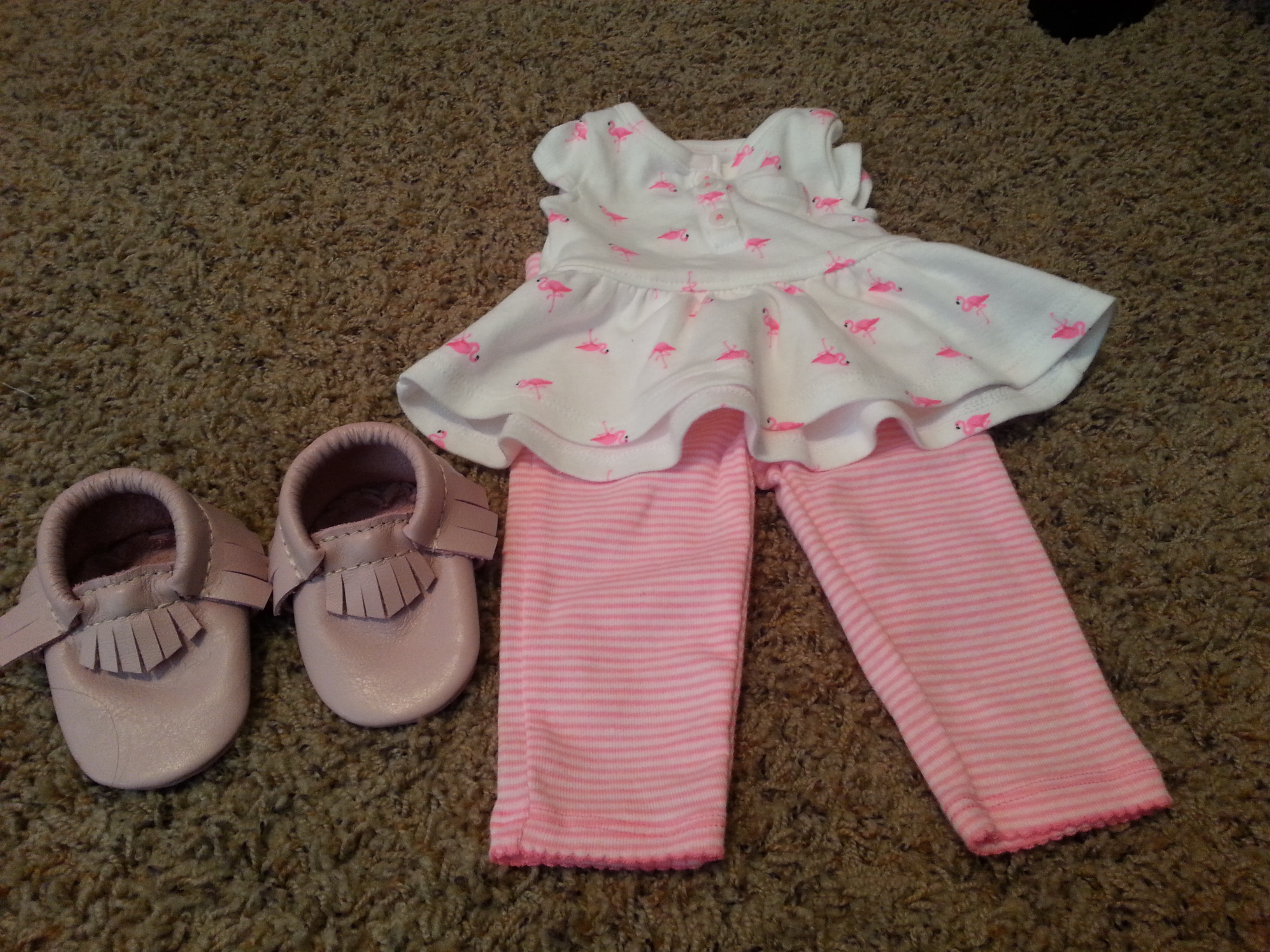 Freshly Picked Moccasins are perfect for baby giveaway