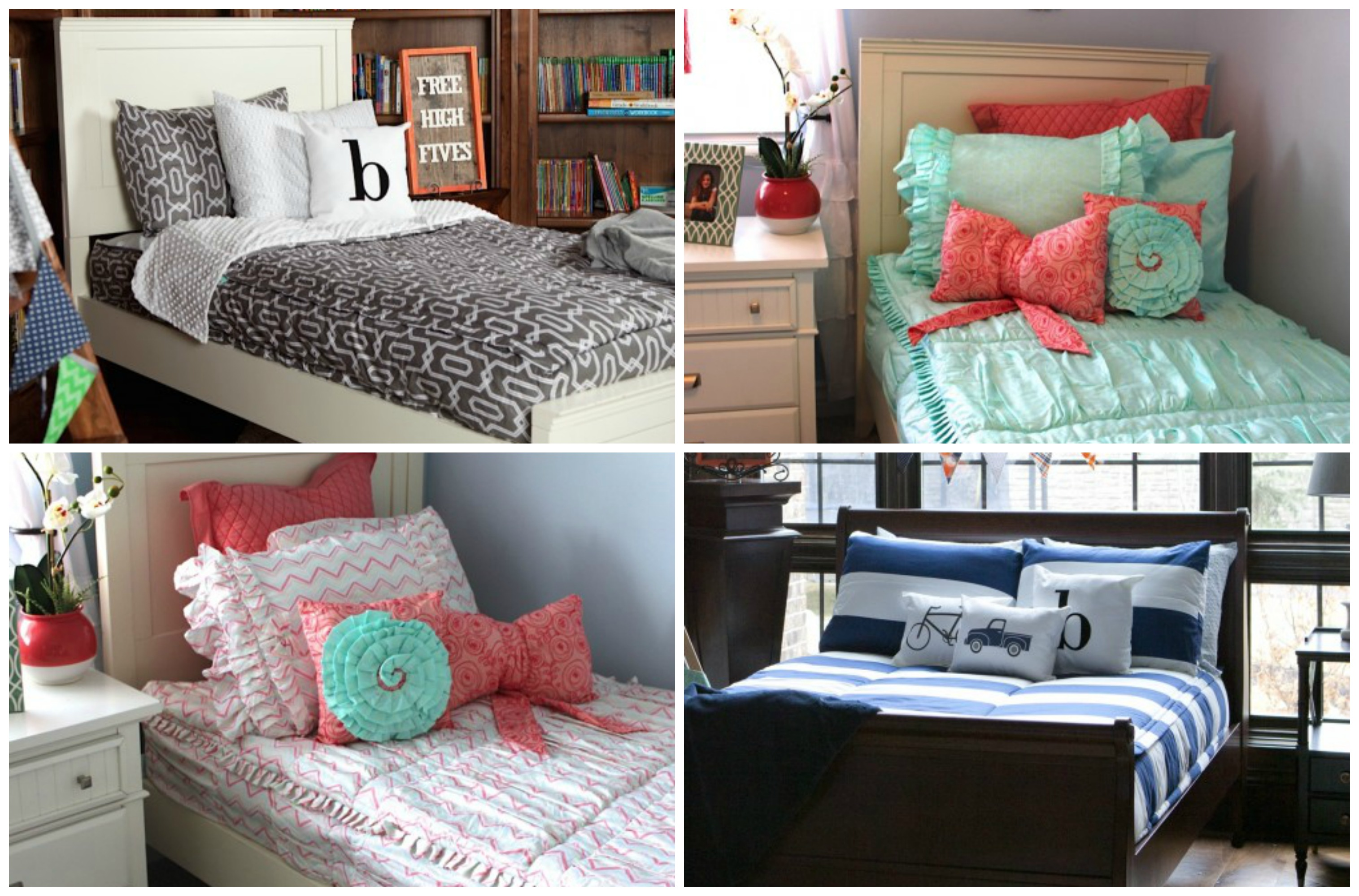beddys zipper bedding…making your bed was never easier!