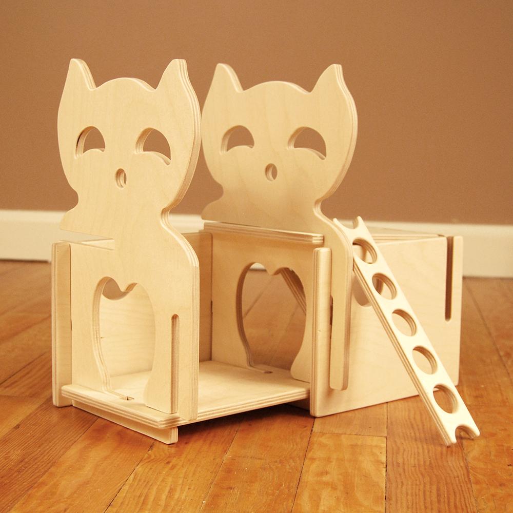 Manzanita Kids Wooden Toys for the Imagination!