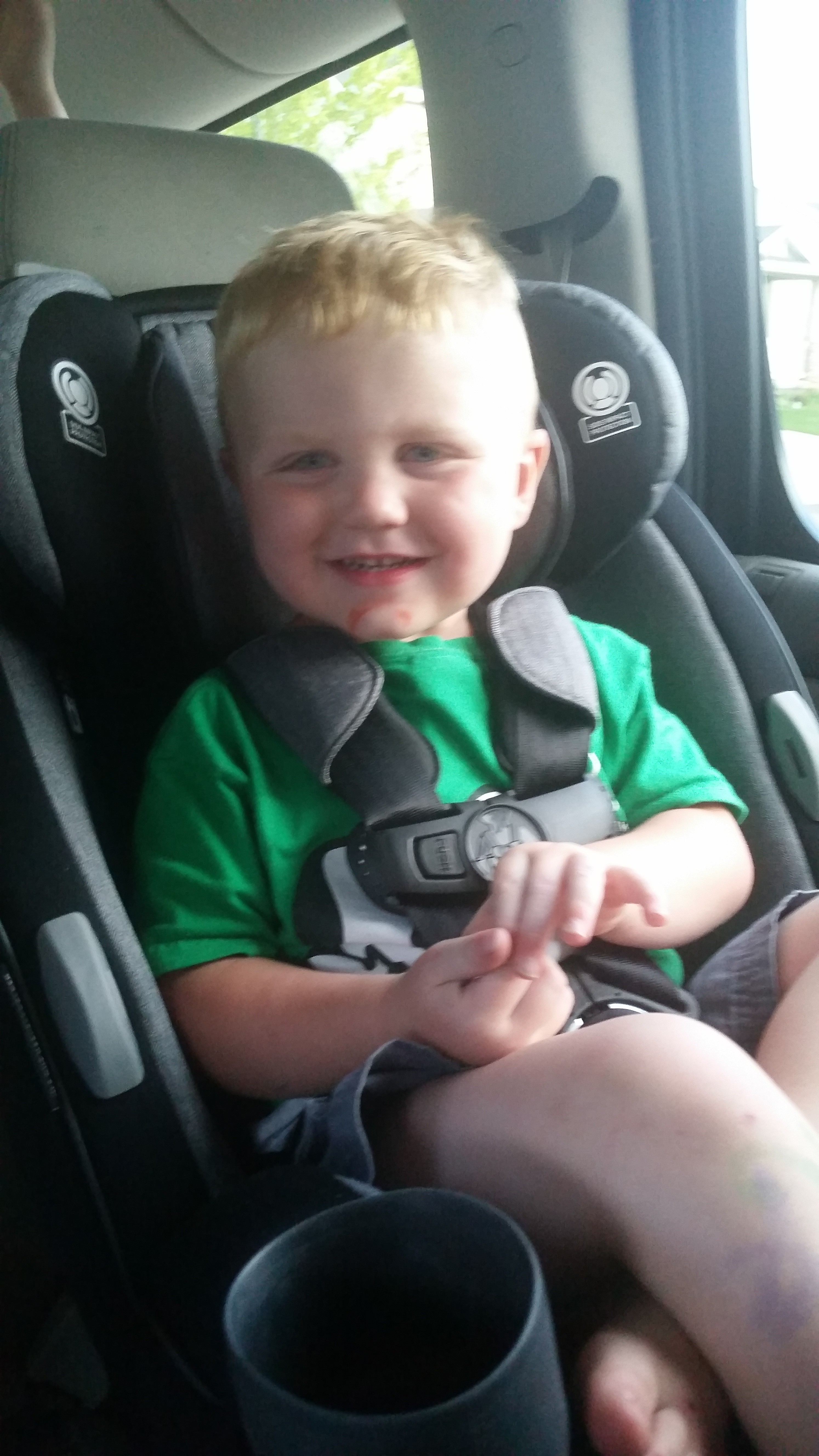 Safety 1st Grow And Go Car Seat Review Summer Travel