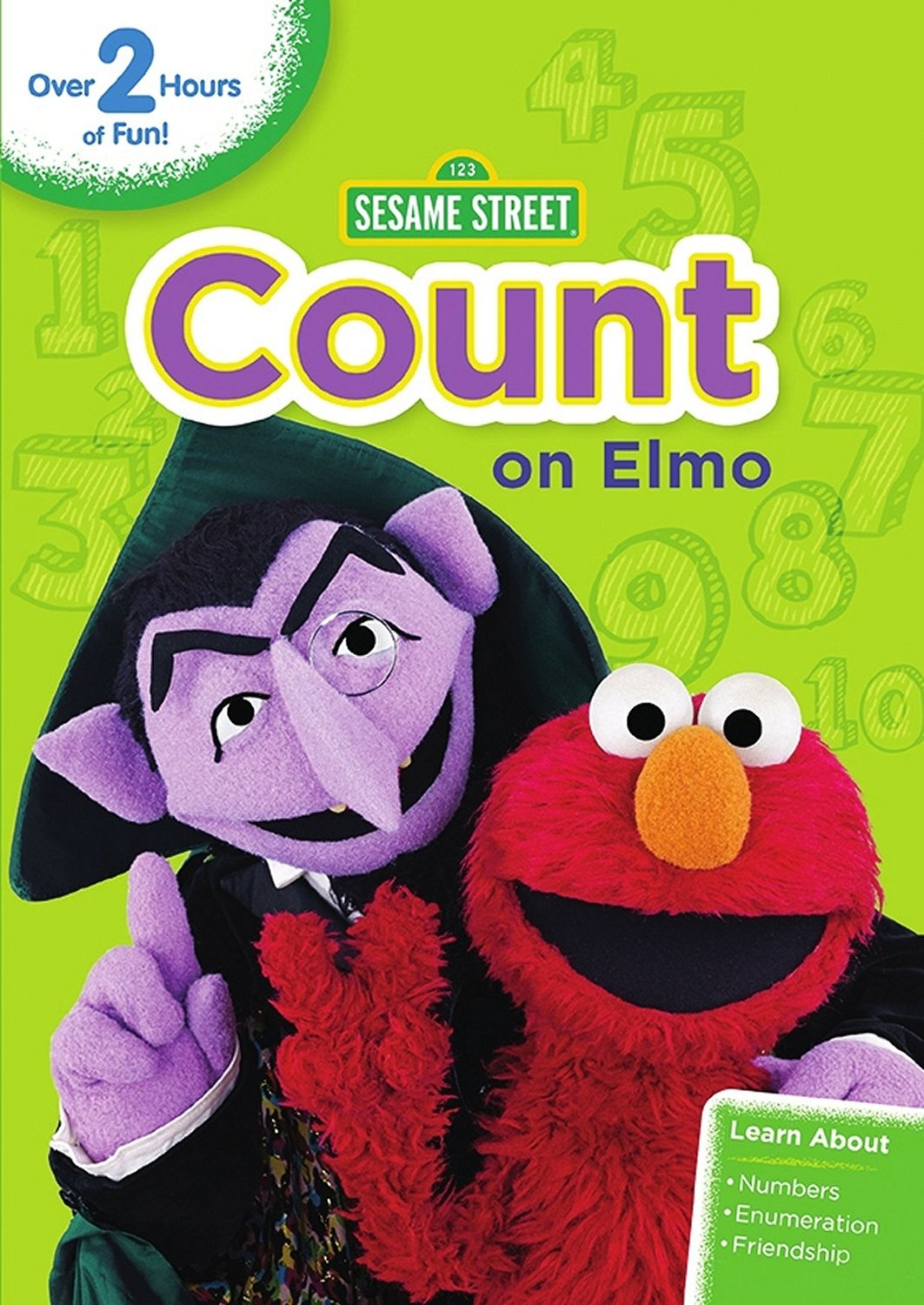 Sesame Street Count On Elmo Now Available On Dvd Bragging