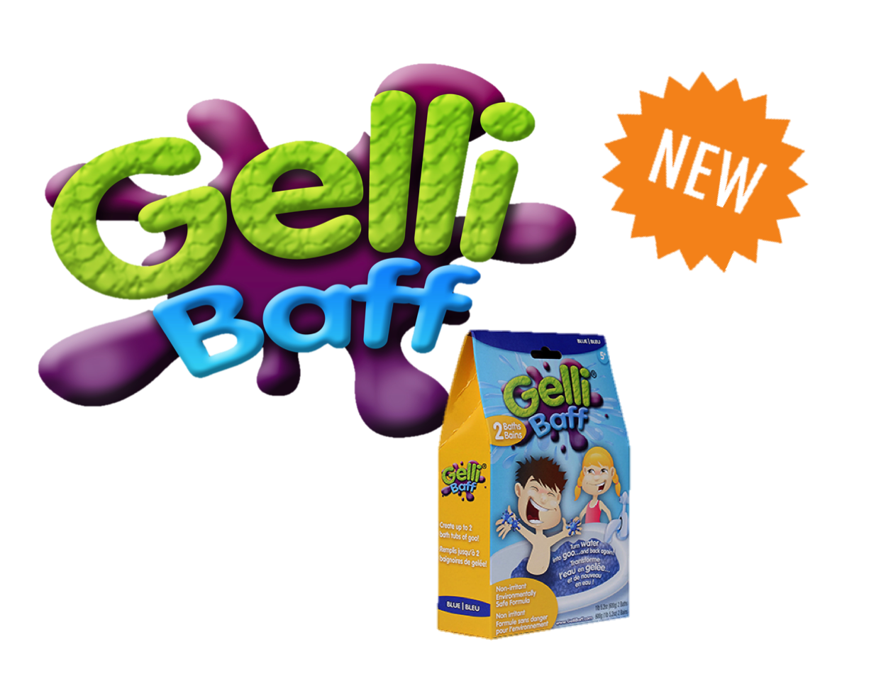 Gelli baff diy sweepstakes