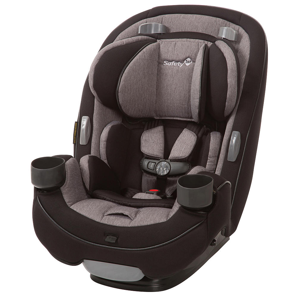 Safety 1st Grow and Go Car Seat Review + Summer Travel Safety Tips