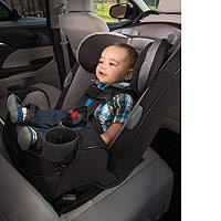 The importance of child car seats and current challenges with their use