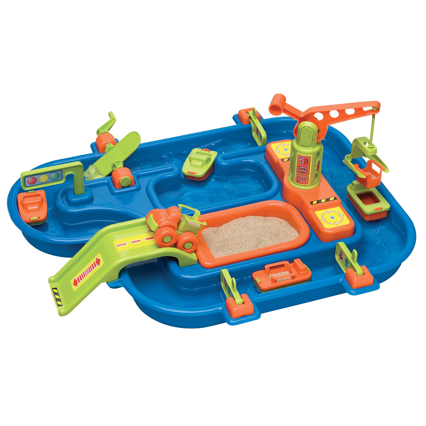 Toys For Water : American plastic toys inc sand water play set review