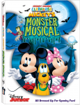MMCH Mickey's Monster Musical DVD Review ~ Available Sept. 8th