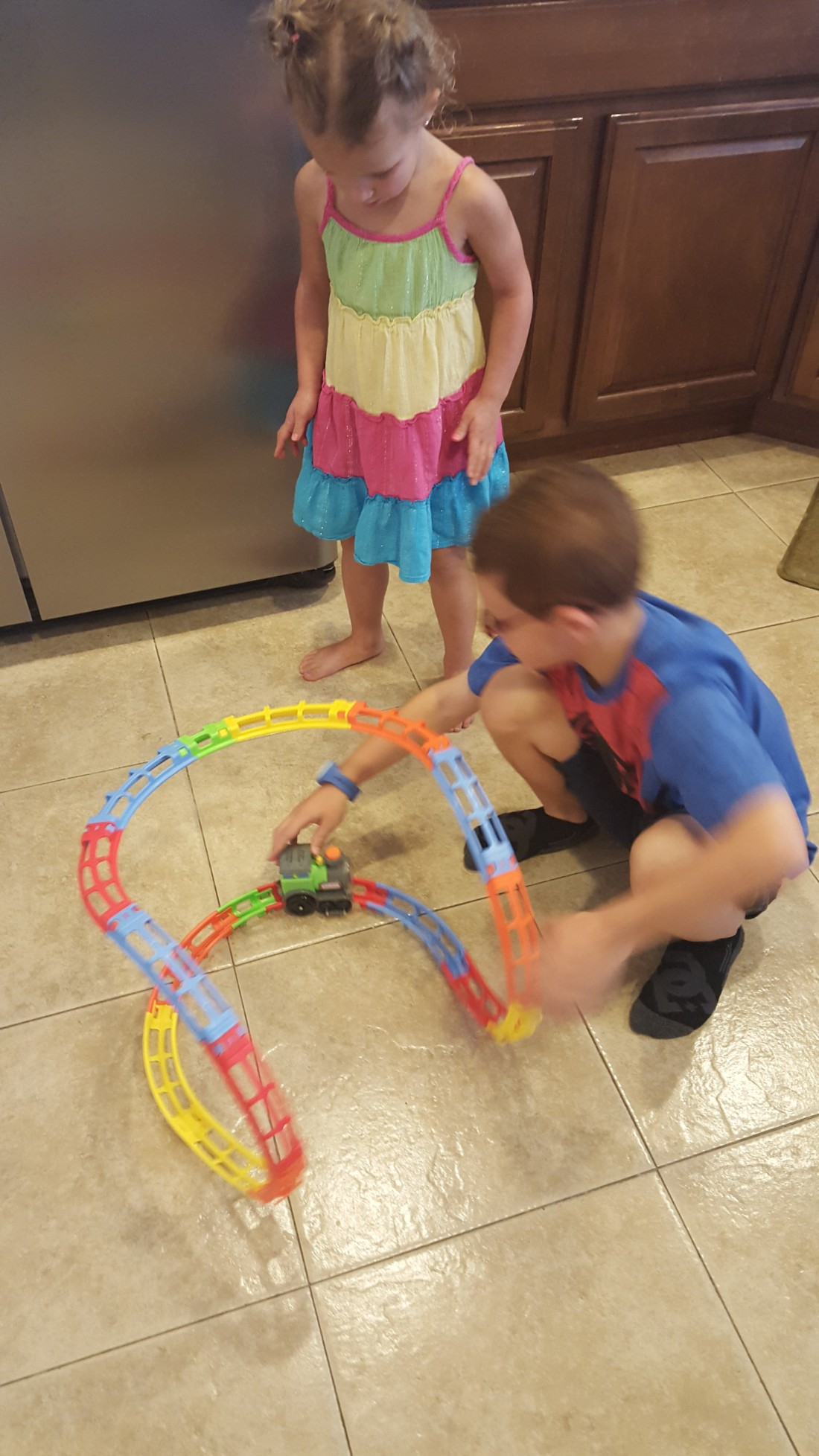 little tikes tumble train youtube meet