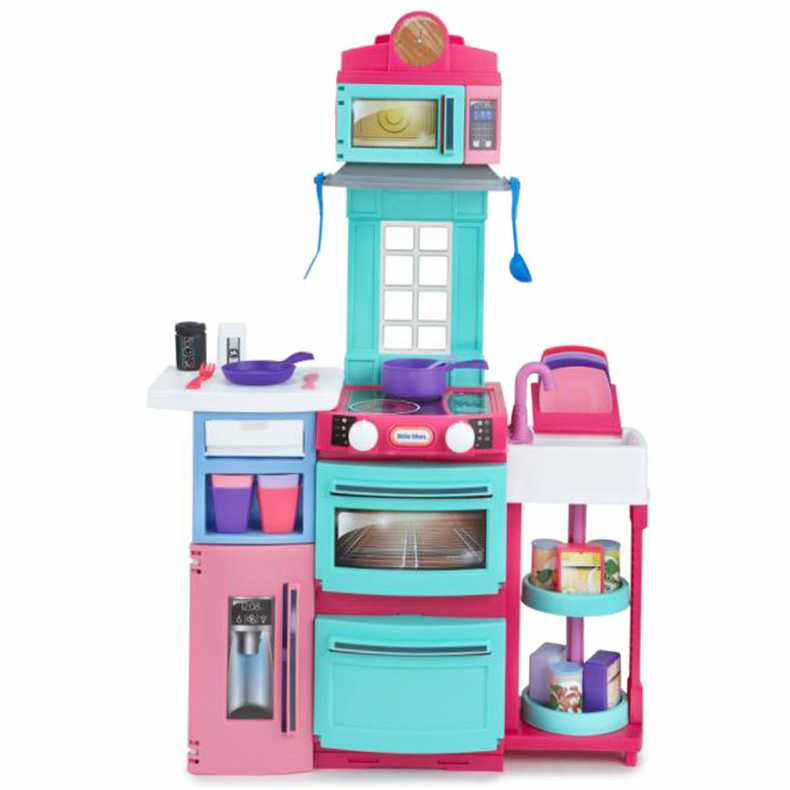 Little Tikes Cook n Store Kitchen and More!