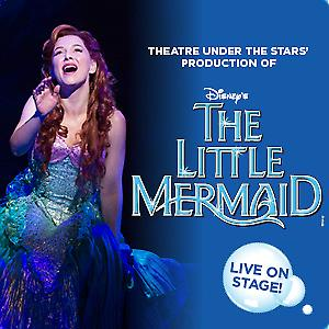 Hennepin Theatre Trust Presents Disney's The Little Mermaid- October 8 – 18 in Minneapolis