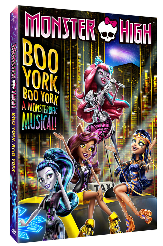 monster high boo york boo york dvd giveaway 10 winners