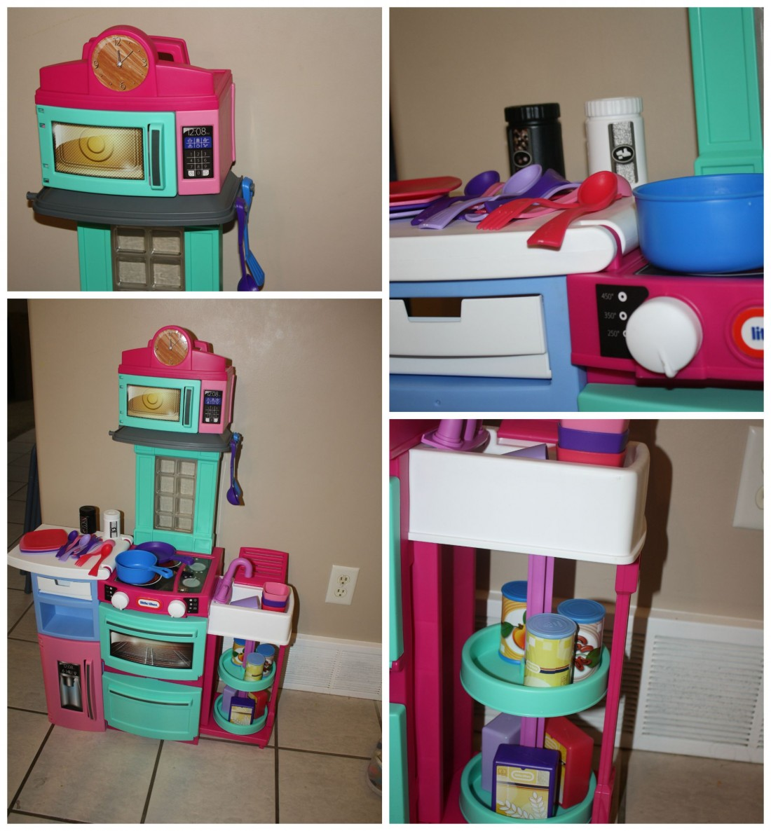 Little Tikes Cook N Store Kitchen And More