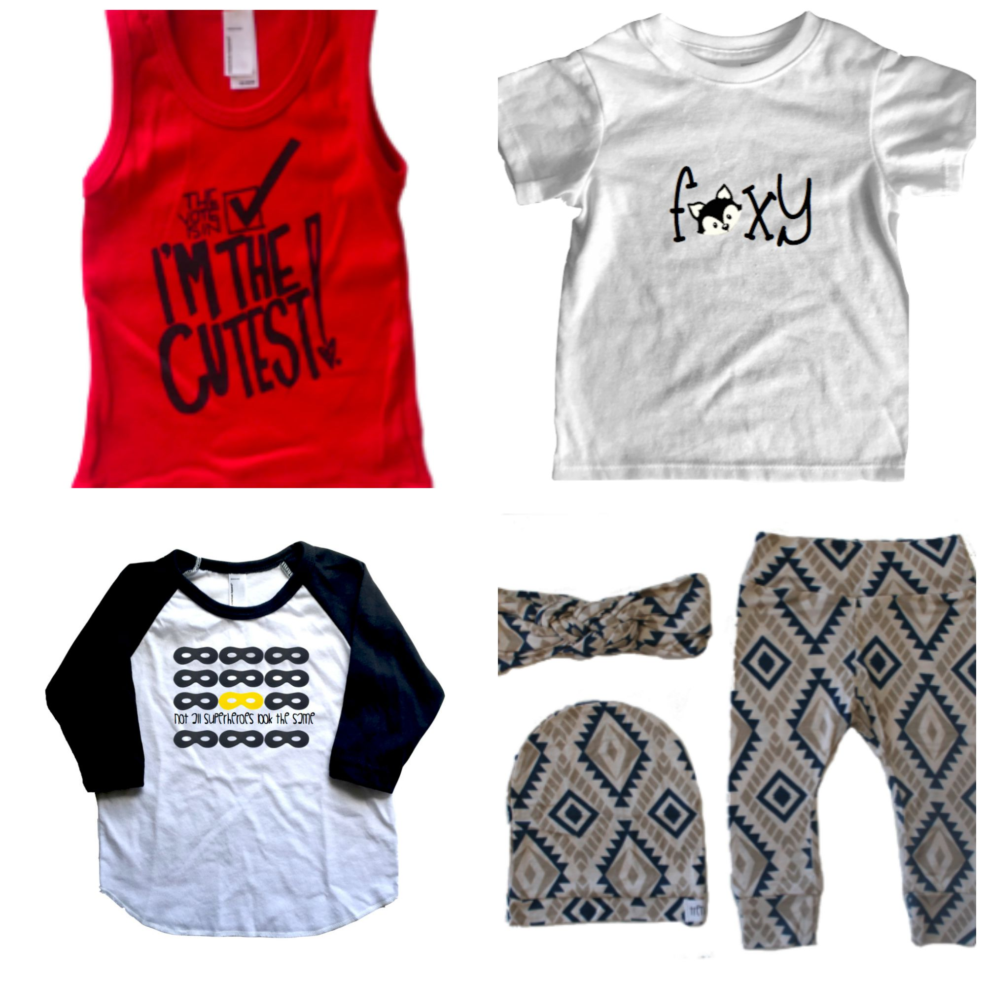 Trendy Bubs…Hipster Clothing for the whole Family