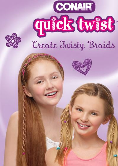Conair Quick Twist Double Stranded Braider Review