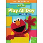 Sesame Street Play All Day with Elmo DVD Giveaway