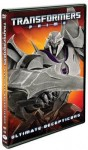 Transformers Prime: Ultimate Decepticons DVD Giveaway (2 winners!)